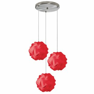 Globus 3-Light Pendant by ..