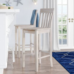 Wembley 30 Bar Stool by Beachcrest Home New