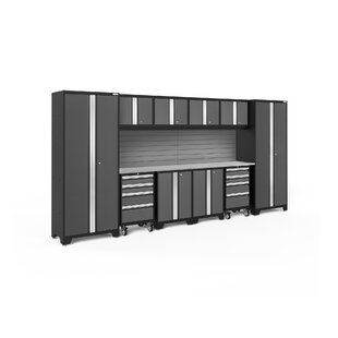 Bold 3.0 12 Piece Complete Storage System by NewAge Products