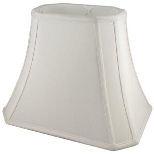 13 Faux Silk Bell Lamp Shade