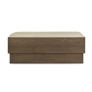 Summitville Upholstered Bench by Orren Ellis