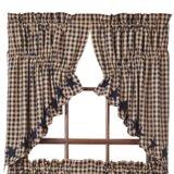 Prairie Swag Curtains Wayfair
