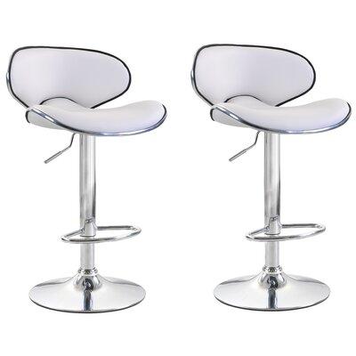 Awesome Shults Adjustable Height Swivel Bar Stool Brayden Studio Theyellowbook Wood Chair Design Ideas Theyellowbookinfo