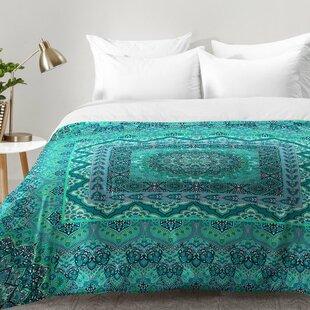 East Urban Home Squared Comforter Set