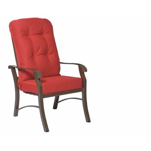 Cortland High Back Patio Dining Chair (Set of 2)