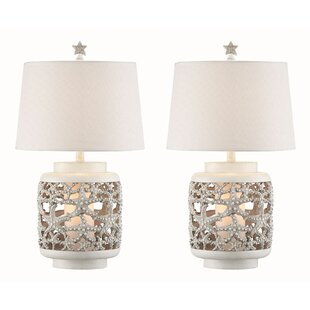 Cano Starfish 26 Table Lamp (Set of 2)