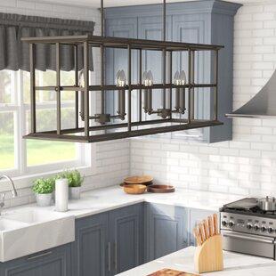 Darby Home Co Lipan 8-Light Kitchen Islan..