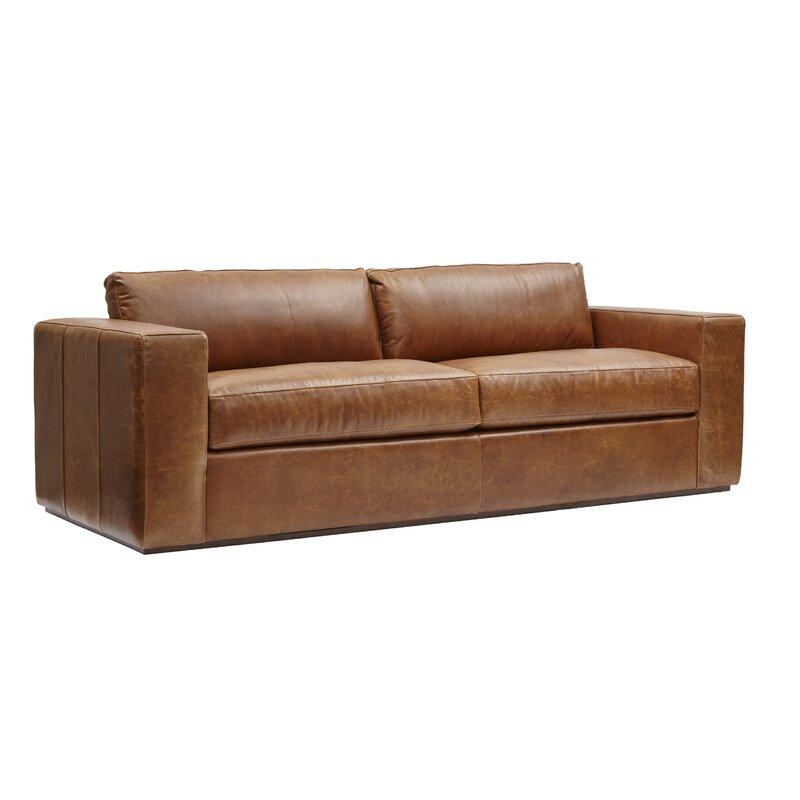 Foundry Select Devansh Genuine Leather