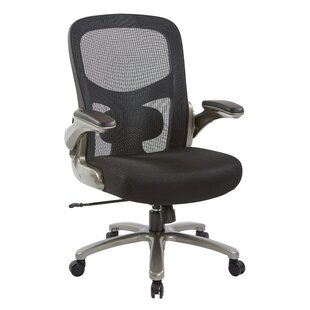 Ischua Ergonomic Mesh Task Chair by Latitude Run Fresh