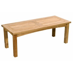 Walk Teak Coffee Table