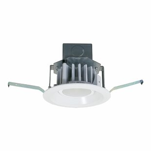 Jesco Lighting Downlight with Integral Junction Box Recessed Lighting Kit