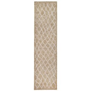 Bogard Hand-Tufted Neutral Indoor/Outdoor Area Rug