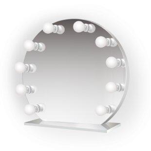 Symple Stuff Laleia Round LED Lighted Vanity..