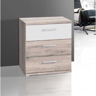 Merri 3 Drawers Chest By Ebern Designs
