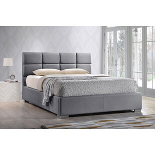 Quinones Upholstered Platform Bed