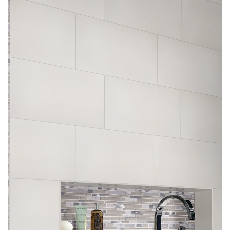 Msi Domino 12 X 24 Porcelain Tile