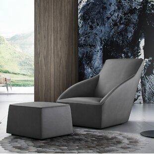 Varian Lounge Chair by Orren Ellis