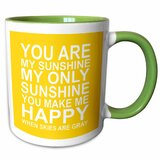 You Are My Sunshine Mug Wayfair