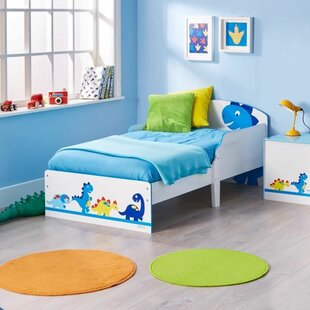 70 X 140cm Covertible Toddler Bed By Zoomie Kids