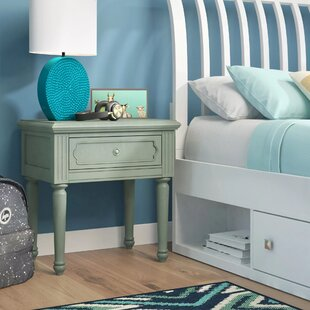 Amersham 1 Drawer Nightstand by Grovelane Teen