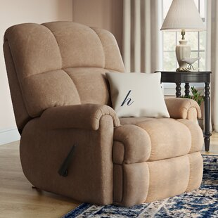 Leblanc Manual Rocker Recliner