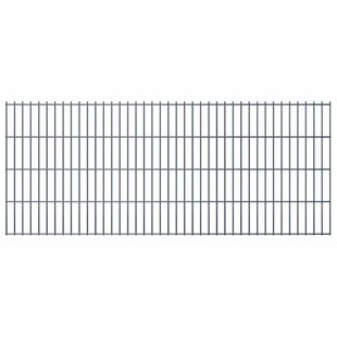 6' X 3' (2.01m X 0.83m) Fence Panel By Symple Stuff