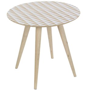 Cohasset Great Looking Wooden End Table by Bungalow Rose