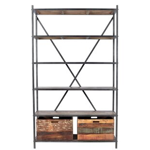 Minerva Etagere Bookcase
