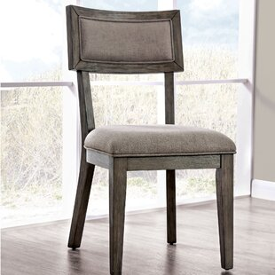 Clegg Upholstered Dining Chair (Set of 2)