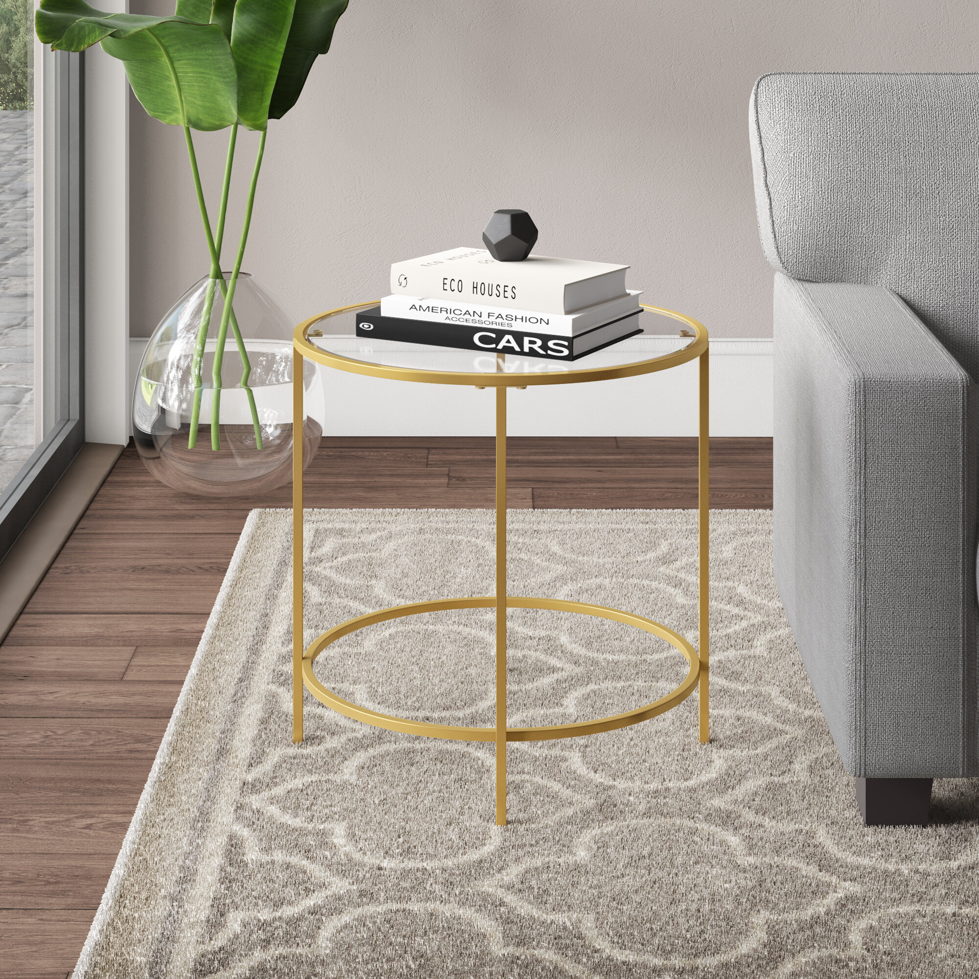 Outstanding Glass End Tables Youll Love In 2019 Wayfair Download Free Architecture Designs Xaembritishbridgeorg