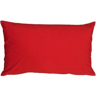 Mcfarland Cotton Lumbar Pillow by Ebern Designs