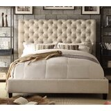 Mcmaster Upholstered Low Profile Standard Bed by Ivy Bronx