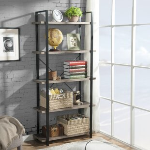 Silloth Etagere Bookcase by Three Posts