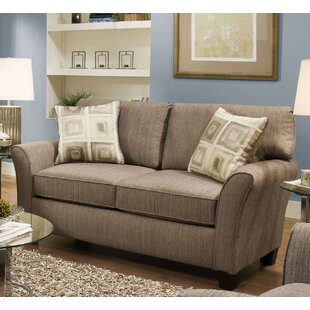 Read Reviews Sapien Loveseat by Winston Porter Reviews (2019) & Buyer's Guide