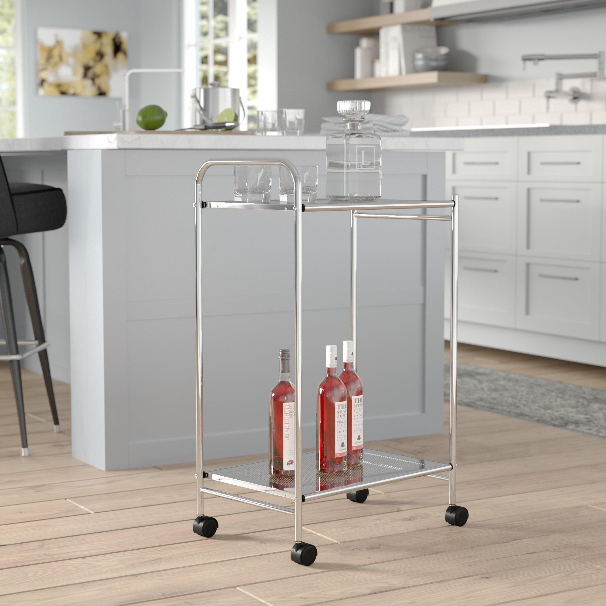 Rebrilliant Kitchen Bar Cart Reviews