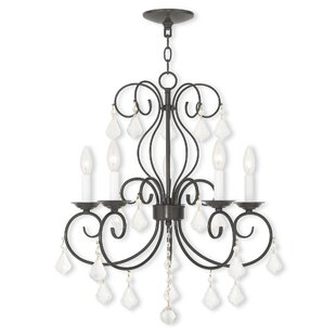 Astoria Grand Dockray 5-Light Candle Styl..