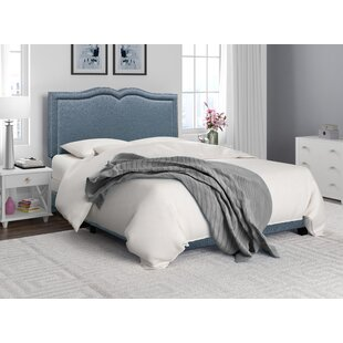 Keenum Upholstered Panel Bed