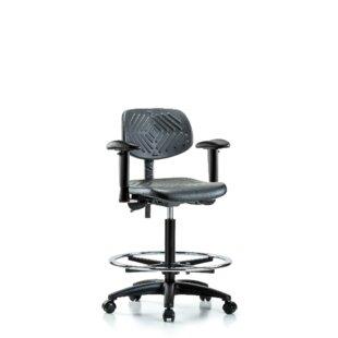 Blue Ridge Ergonomics High BenchErgonomic Office Chair
