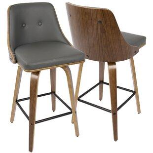 Peachy My Langley Street Brielle 23 5 Swivel Bar Stool Best Guaranteed Creativecarmelina Interior Chair Design Creativecarmelinacom