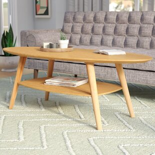 Asherman Extendable Coffee Table With Storage By Langley Street™