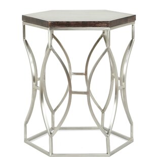 Eucptus End Table by Mercer41 Wonderful