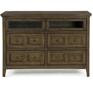 Greyleigh Amazonia 4 Drawer Media Chest