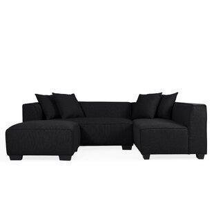 Black Sectional Sofas | Joss & Main