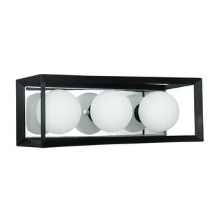 Steffen 3-Light Bath Bar by Ivy Bronx