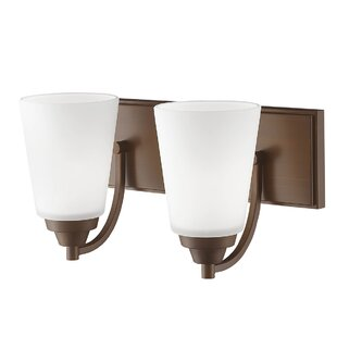 Find a Lucius 2-Light Vanity Light By Winston Porter
