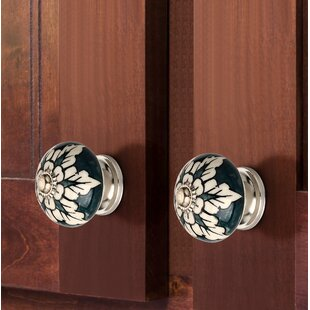Grassed Cabinet Round Knob (Set of 8)