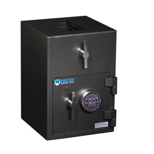 Rotary Hopper Depository Safe by