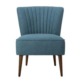 George Oliver Dahlke Slipper Chair