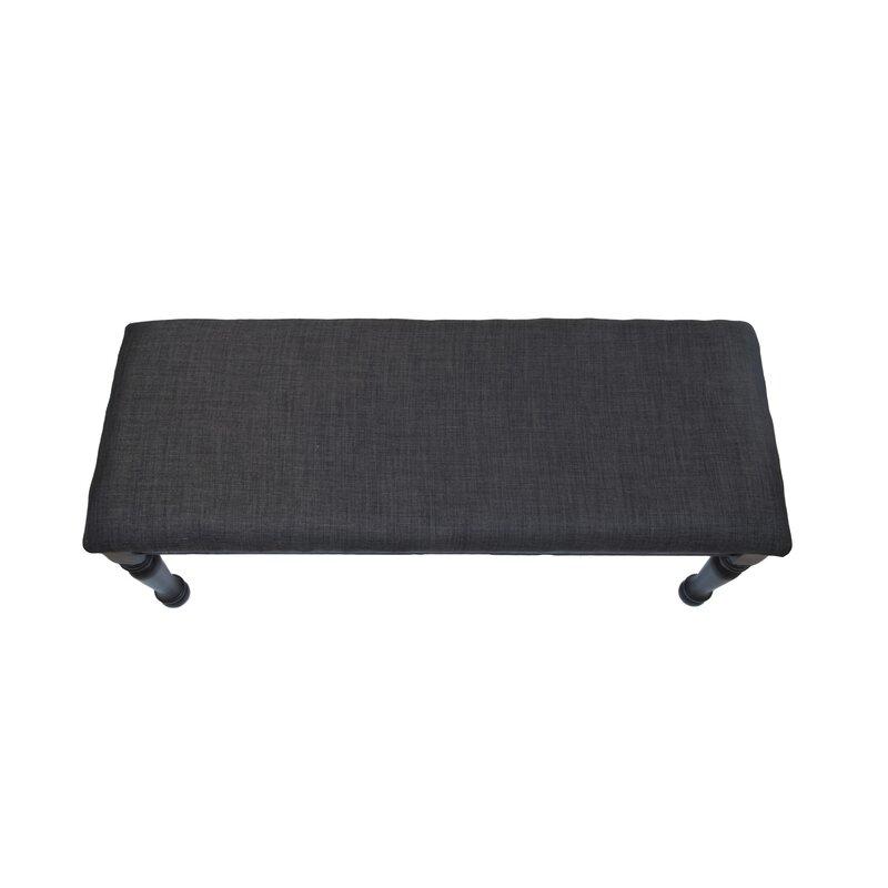 Ophelia Co Kanisha Upholstered Bench Reviews Wayfair Ca