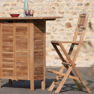 York Folding Garden Chair By Sol 72 Outdoor